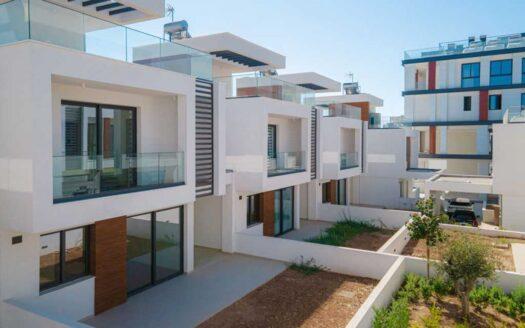 3 Bedroom villa in Mesa Geitonia for rent
