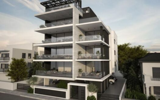 Modern 2 bedroom apartment for sale in Agios Nektarios area