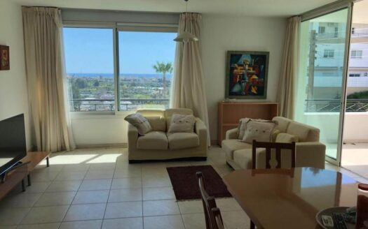 2 bedroom apartment for rent in Germasogeia village