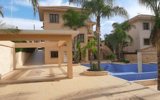 5 bedroom brand new villa for rent in Kalogiroi