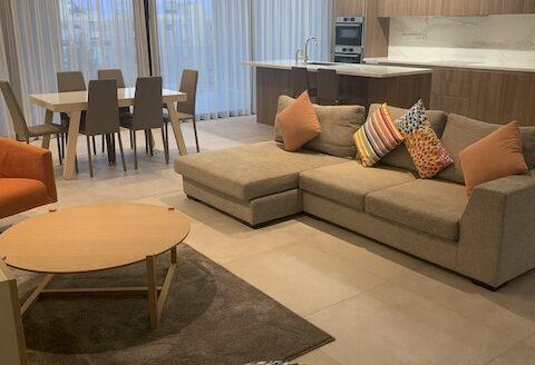 3 bedroom luxury apartment for rent in Potamos Germasogeias