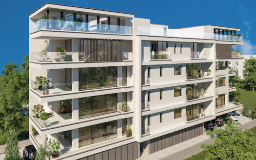 Contemporary 2 bedroom apartment in Kapsalos for sale