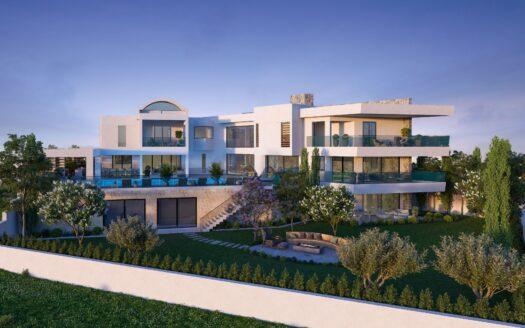 4 Bedroom Villa in Agia Phyla