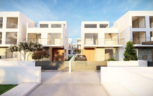 4 Bedroom luxury detached house in Germasoyia