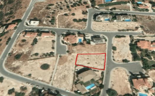 Plot for sale in Potamos Germasogeias area