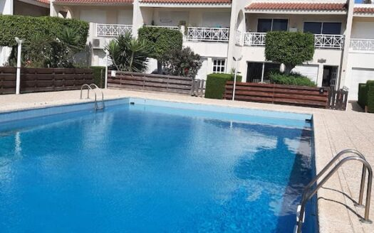 2 bedroom maisonette for rent in Agios Tychonas area
