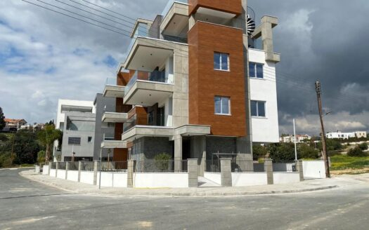 2 Bedroom apartment in Agios Athanasios for sale