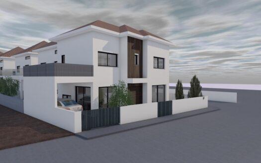 3 bedroom house plus loft in Kolossi area