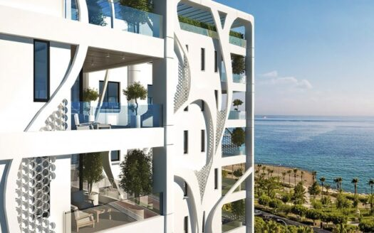 Office space on the promenade of Limassol