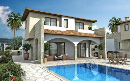 Stunning 3 bedroom villa with panoramic views