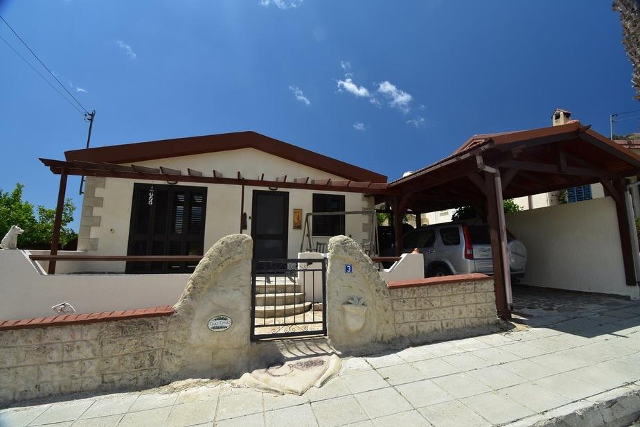 Cosy 3 Bedroom Bungalow in Nikoklia Village
