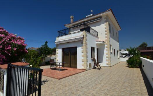Pissouri 3 Bedroom Villa with Sea View