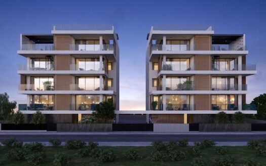 3 bedroom penthouse for sale in the centre of Limassol