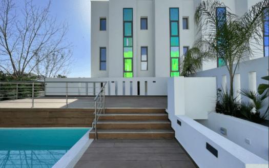 3 Bedroom luxury house in Germasogeia