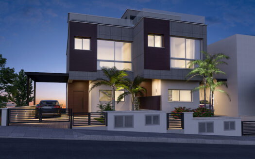 Modern 5 bedroom semi detached house for sale in Panthea