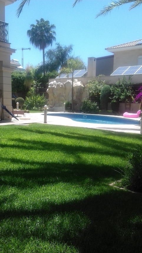 4 bedroom villa for rent in Potamos Germasogeias