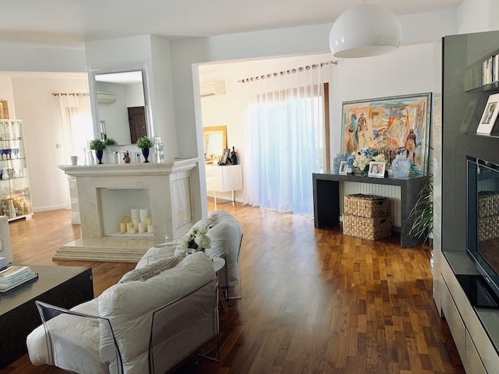 Exclusive 3 bedroom penthouse for sale in Potamos Germasogeias