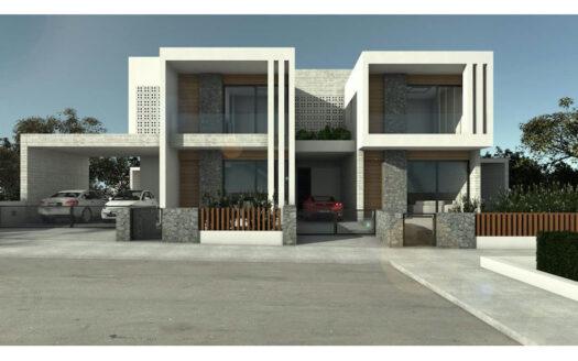 Detached 4 bedroom house in Ekali for sale