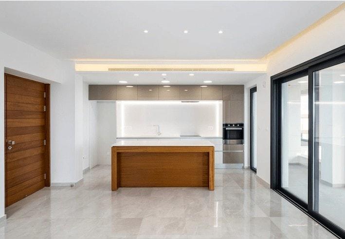 3 bedroom apartment in Potamos Germasogeias for rent