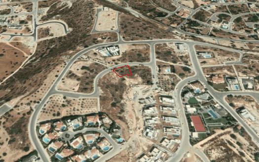 Plot for sale in Paniotis area