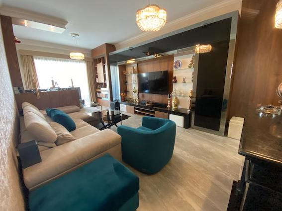 Lovely 3 bedroom apartment for rent in Potamos Germasogeia