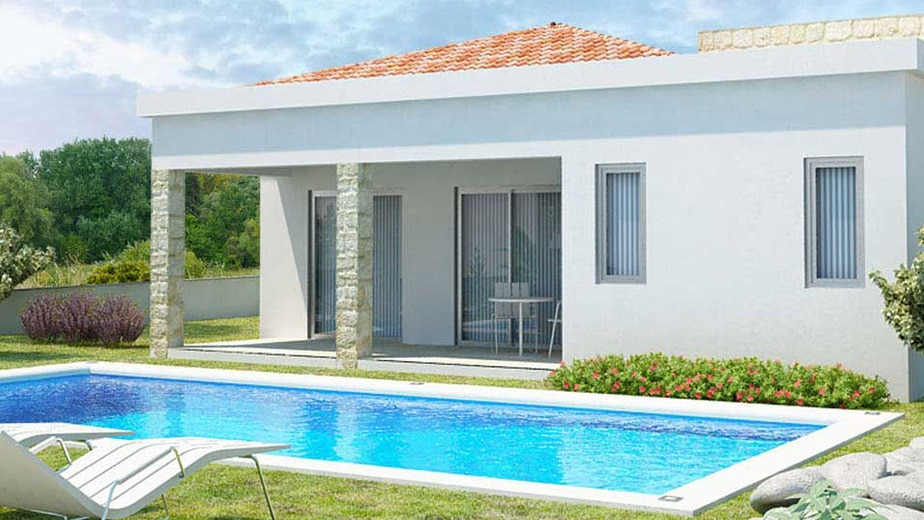 Ready 2 bedroom villa for sale in Souni
