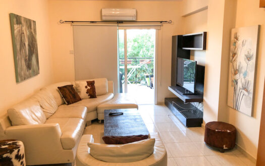 Cozy 2 bedroom apartment for rent in Agios Athanasios