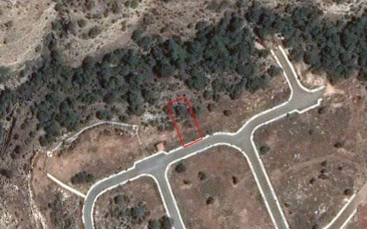 Prime Pissouri Land Plots with Outstanding Views