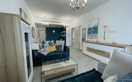 Modern 2 bedroom apartment for rent in Potamos Germasogeia