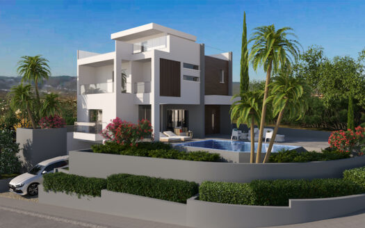 3+1 bedroom house for sale in Pareklisia village