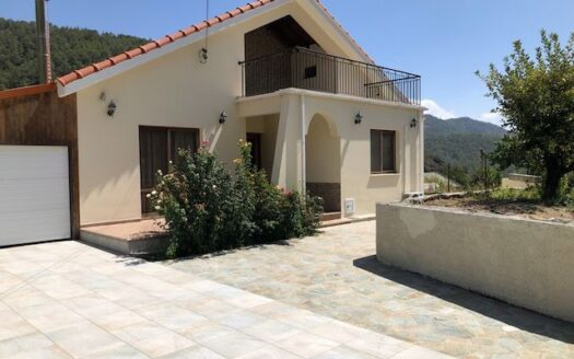 House for rent in Amiandos village