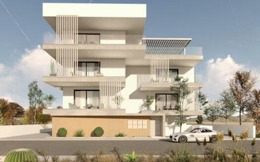 3 bedroom apartment for sale in Agios Spyridonas