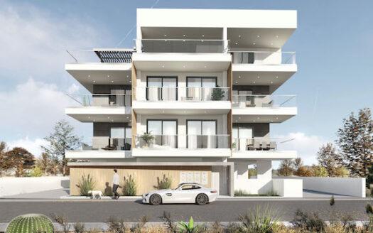 3 bedroom penthouse for sale in Agios Spyridonas area