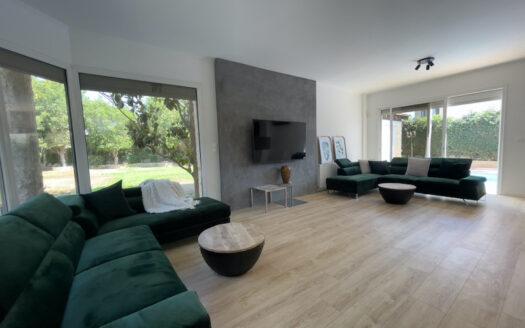 Lovely 4 bedroom villa for rent in Potamos Germasogeias