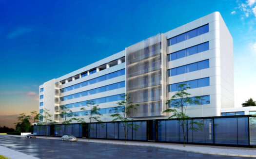 Office space for rent in Zakaki area