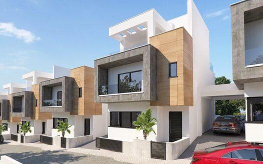 3 Bedroom semi-detached house in Agios Sylas