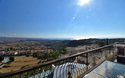 Pissouri 2 Bedroom Apartment with Panoramic Views