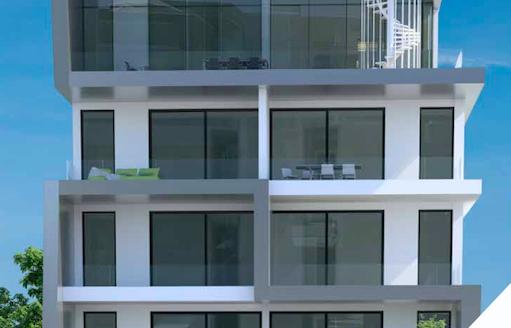 Brand new 2 bedroom apartment in Potamos Germasogeia
